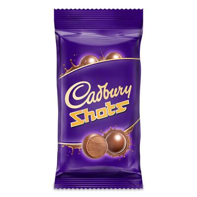 Cadbury Dairy Milk Chocolate Shots 18G - 4257768